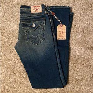 "New True Religion ""Julie"" Jeans"